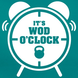 It's WOD O'Clock T-Shirts - Frauen T-Shirt