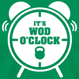 It's WOD O'Clock T-Shirts - Men's Premium T-Shirt
