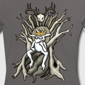 Kobold King pale T-Shirts - Frauen Kontrast-T-Shirt