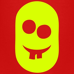Smiley stupid con Shirts - Kids' Premium T-Shirt