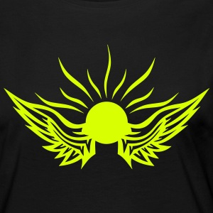 Sun wing logo 1011 Long Sleeve Shirts - Women's Premium Longsleeve Shirt