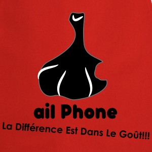 ail phone - Tablier de cuisine