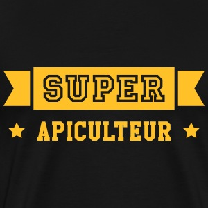 Apiculteur / Apicultrice / Apiculture Abeille Miel Tee shirts - T-shirt Premium Homme