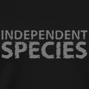 Independent species T-Shirts - Männer Premium T-Shirt