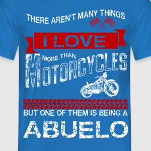 This Boyfriend Loves Motorcycles T-Shirts - Men's T-Shirt
