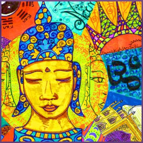SH Namaste Buddha original