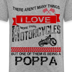 there arent many thingsi love more than motorcycl Shirts - Teenage Premium T-Shirt