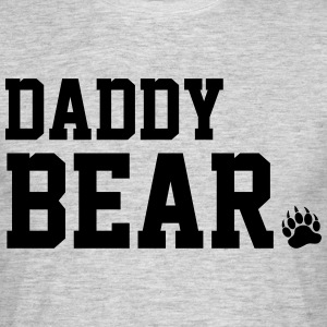 daddy_bear T-Shirts - Men's T-Shirt