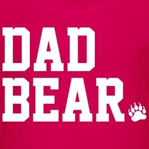 dad_bear Shirts - Teenage Premium T-Shirt