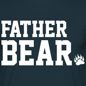 Father Bear T-Shirts - Men's T-Shirt