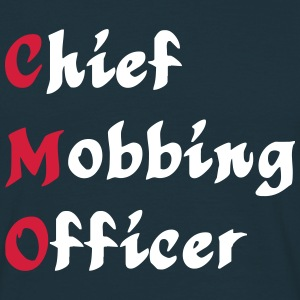 CMO - Chief Mobbing Officer T-Shirts - Männer T-Shirt