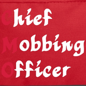 CMO - Chief Mobbing Officer Bags & Backpacks - Backpack