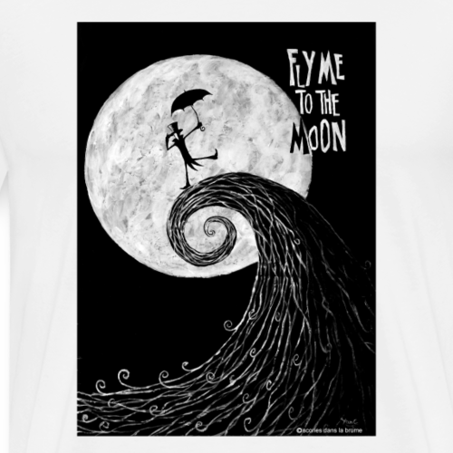 fly me to the moon II