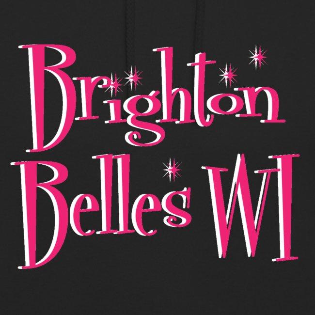 Brighton Belles Black Unisex Hoodie
