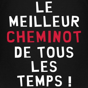 Cheminot / Train / Rail / Transport / SNCF / RATP Tee shirts - T-shirt Premium Ado
