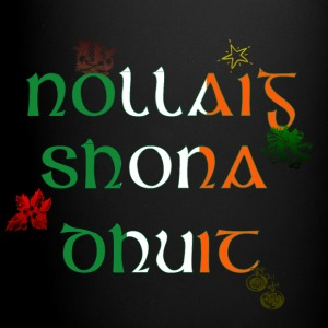 Nollaig Shona Dhuit Mug - Full Colour Mug