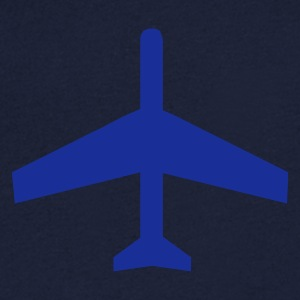Aircraft T-Shirts - Men's V-Neck T-Shirt