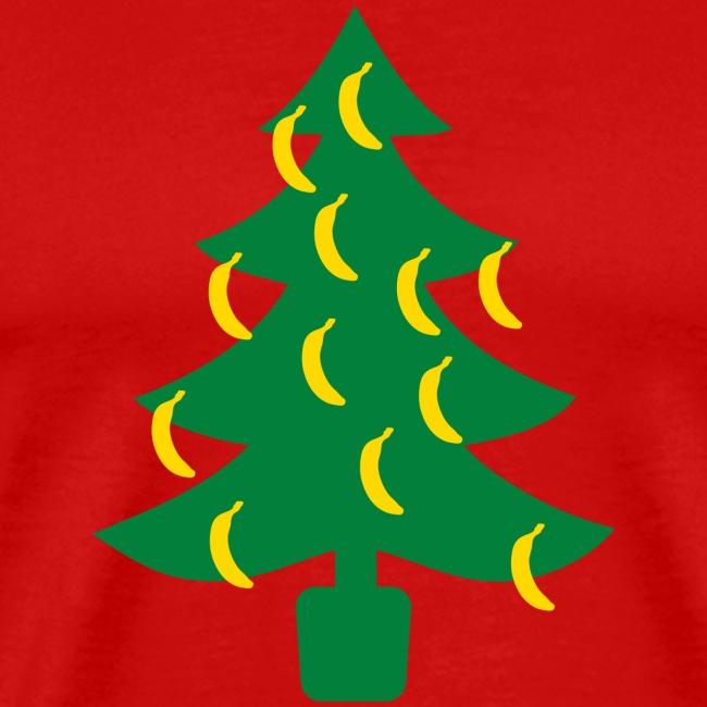 Banana christmas mannen premium