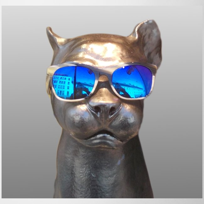Panther-Coolness Tasse