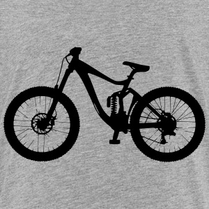 Bike MTB Freeride Fahrrad T-Shirts - Teenager Premium T-Shirt