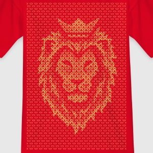 Lion Crown Shirts - Teenage T-shirt