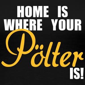 Home is  Pölter Damen