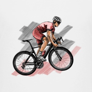 racing bicycle Tee shirts - T-shirt Premium Ado