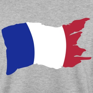france drapeau 03 Sweat-shirts - Sweat-shirt Homme