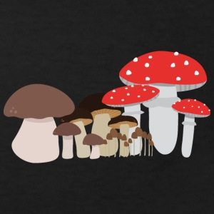champignons forestiers Tee shirts - T-shirt Bio Enfant