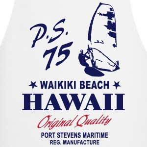 Hawaii Waikiki Beach Surfing  Aprons - Cooking Apron