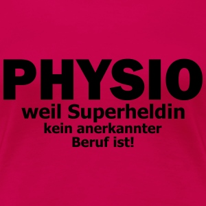 physio T-Shirts - Frauen Premium T-Shirt