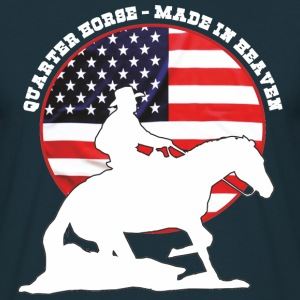Quarter Horse -Made in heaven T-Shirts - Männer T-Shirt