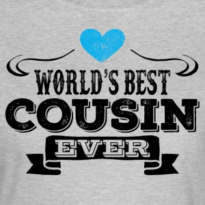 World's Best Cousin Ever T-Shirts - Women's T-Shirt