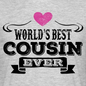World's Best Cousin Ever T-Shirts - Men's T-Shirt