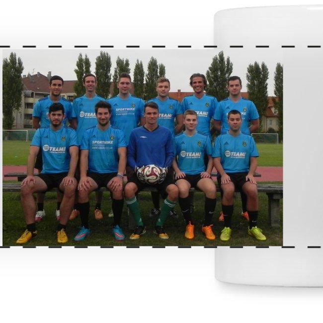 TeamFoto Herbst15 Tasse