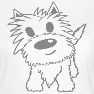 West Highland White Terrier T-Shirts - Frauen T-Shirt