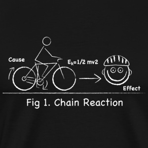 Cycling T-Shirt - Men's Premium T-Shirt