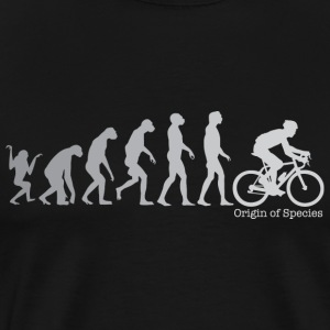 Evolution Cycling - Men's Premium T-Shirt