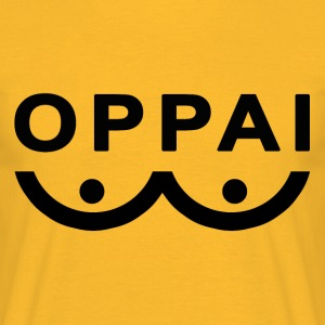Oppai One punch man T-Shirts - T-skjorte for menn
