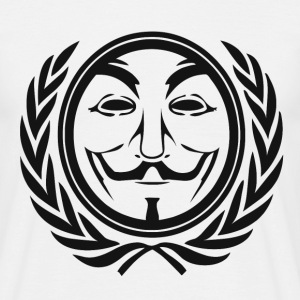 Anonymous community T-Shirts - T-skjorte for menn