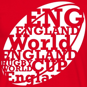 England Rugby World Cup - Men's T-Shirt
