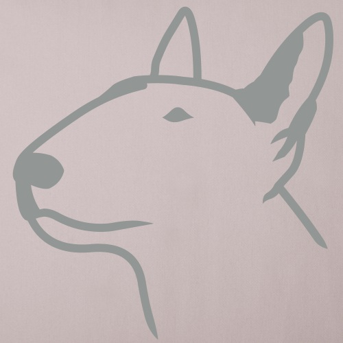 Bullterrier Head 1c