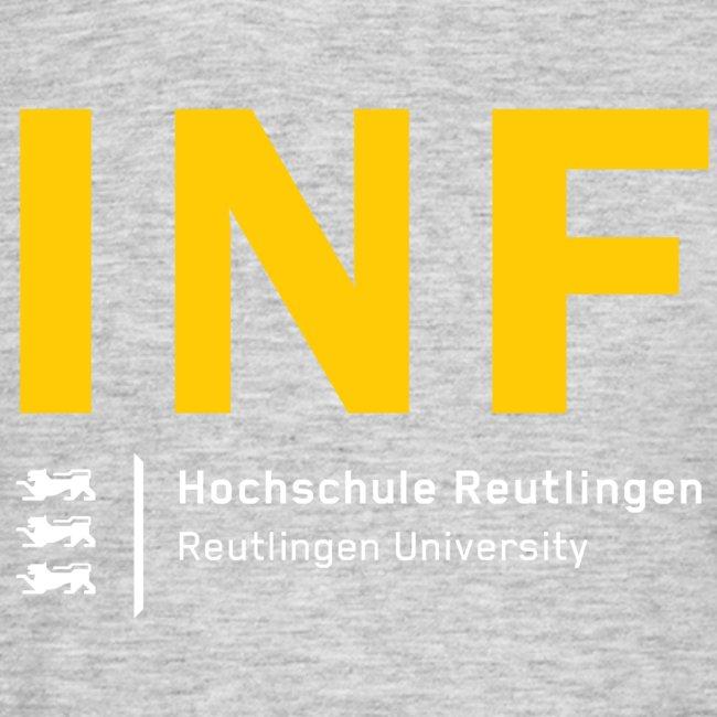 INF T-Shirt Männer grau