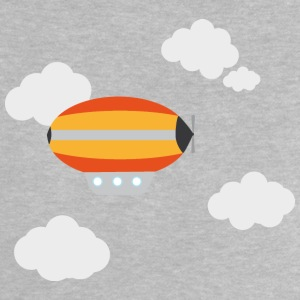 luchtschip Baby shirts - Baby T-shirt
