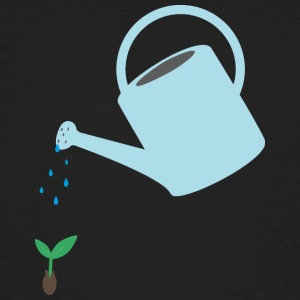 Watering can T-Shirts - Men's Organic T-shirt
