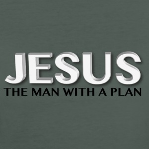 Jesus - Plan T-Shirts - Frauen Bio-T-Shirt