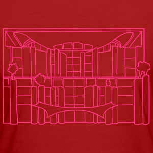 Chancellery in Berlin T-Shirts - Women's Organic T-shirt