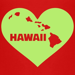 Hawaii T-Shirts - Kinder Premium T-Shirt