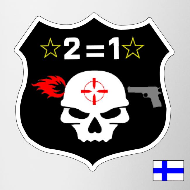 2on1 Muki, Valkoinen