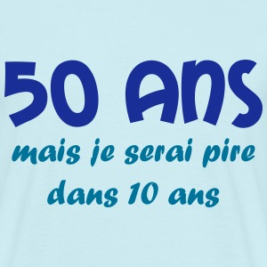 50 ans Tee shirts - T-shirt Homme
